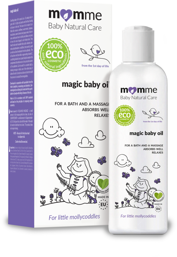 magic baby oil