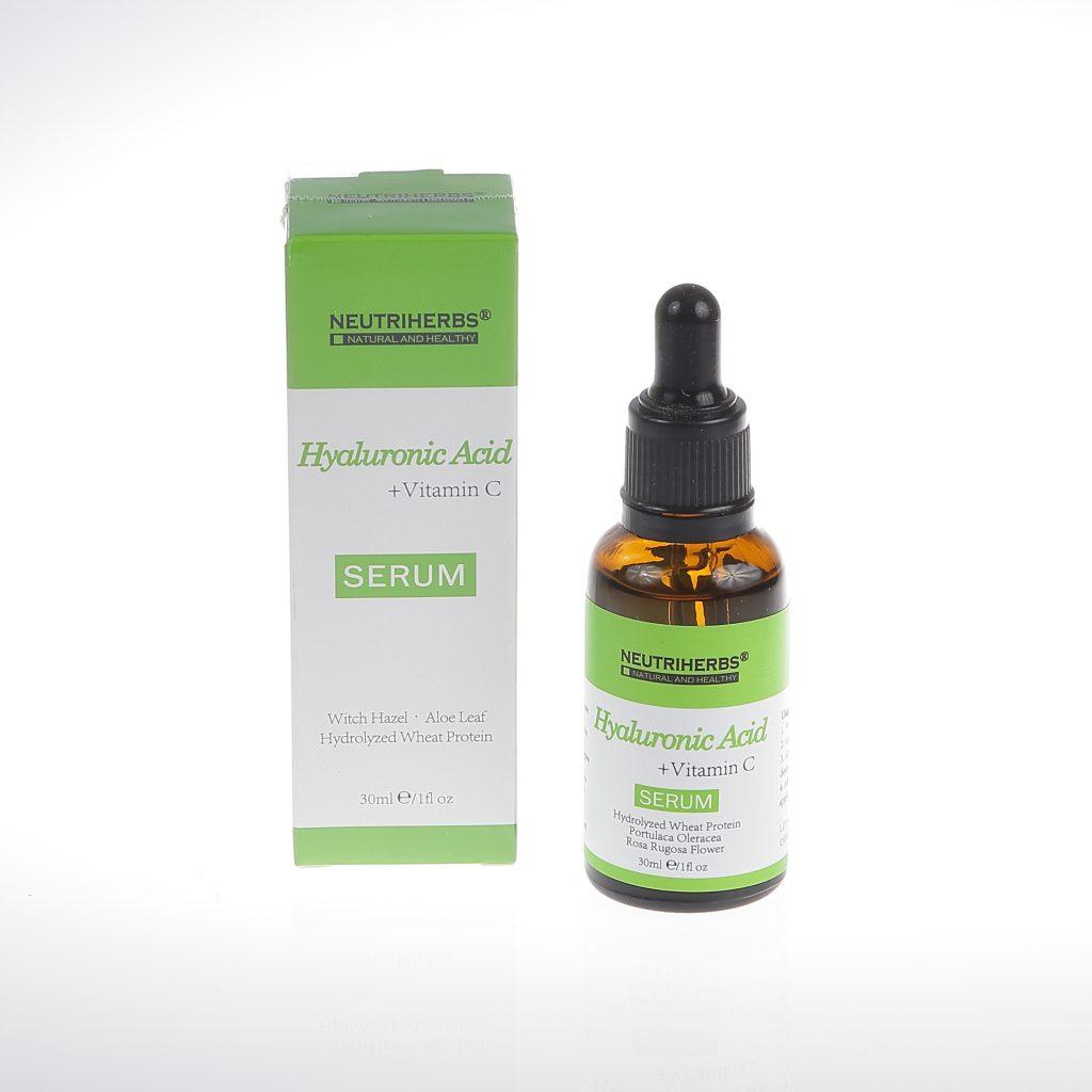 hyaluronsyre serum