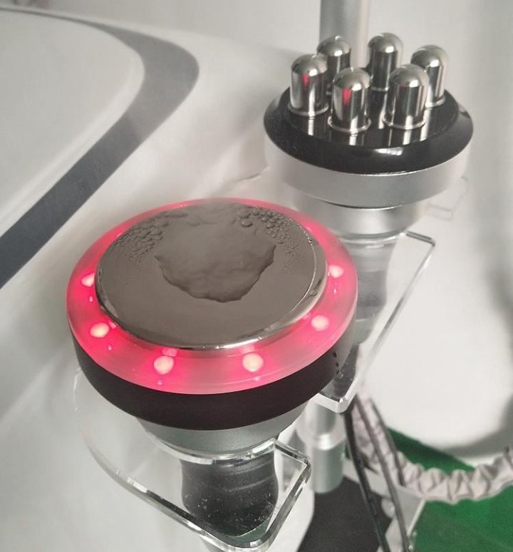 Ultralyd Cavitation og Radio Frekvens