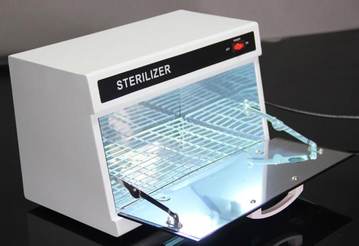 UV Sterilisation af klnikudstyr