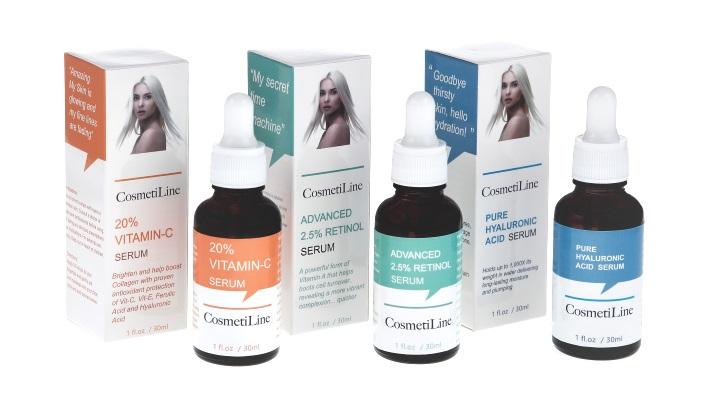 CosmetiLine Serum