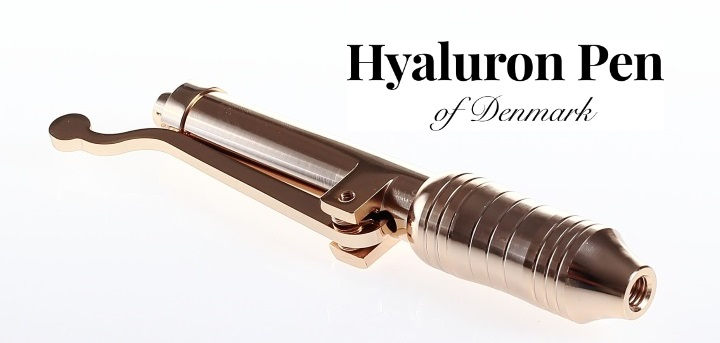 Hyaluron Pen of Denmark