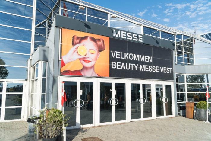 Beauty Messe Vest indgang