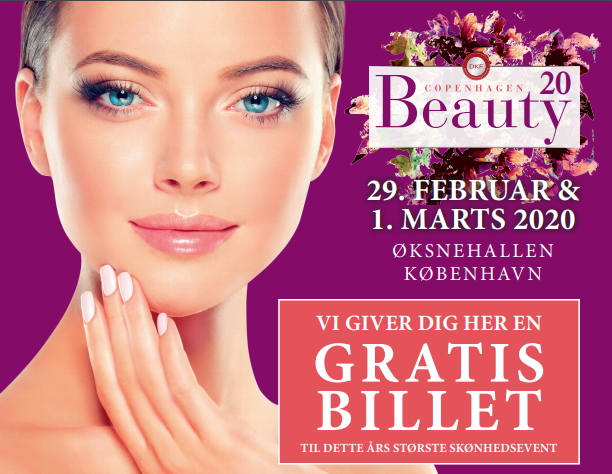 Gratis billet til Beauty 20