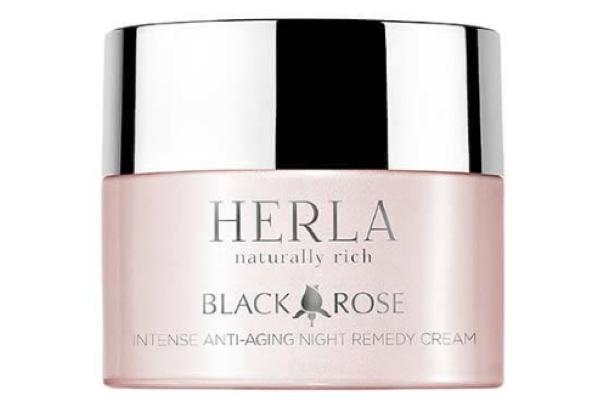 Black Rose Intense Anti-Aging Night Remedy Cream