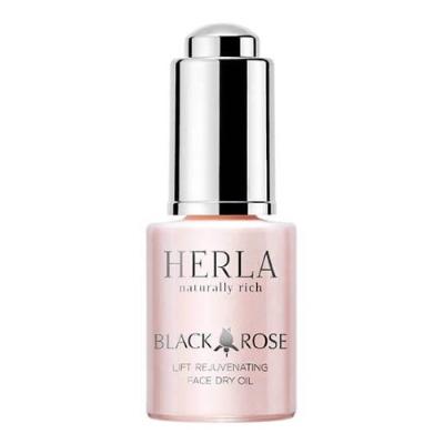 Black Rose Lift Rejuvenating Face Dry Oil