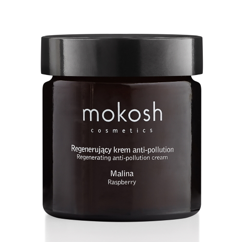 Regenerating Anti-pollution Face Cream – Raspberry