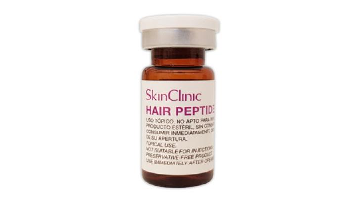 Peptide mod hårtab